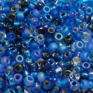 miyuki-80-seed-bead-mix-deep-blue-sea