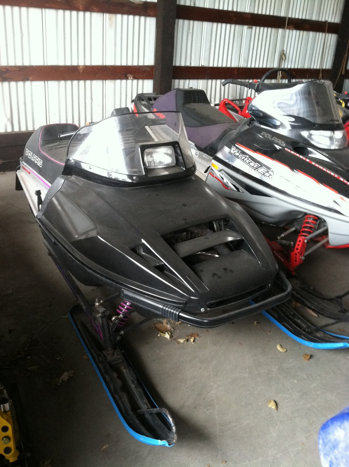 hight resolution of used 1995 polaris indy lite 340 snowmobile 2764 miles 900 00 479559