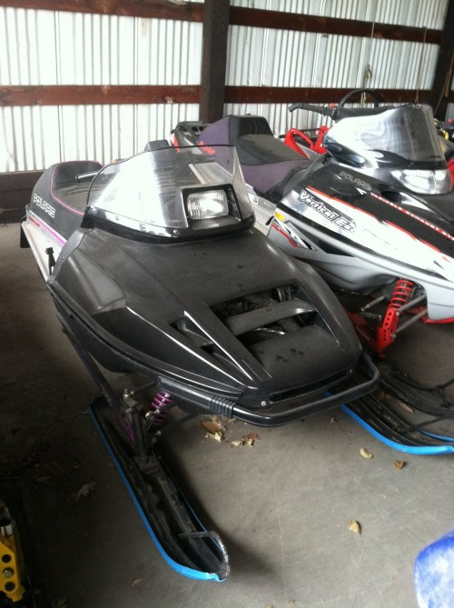 small resolution of used 1995 polaris indy lite 340 snowmobile 2764 miles 900 00 479559