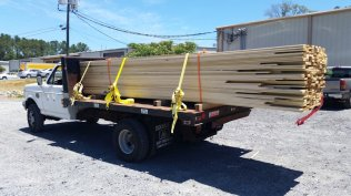 Lots of wood - High Mountain Millwork Company, Franklin NC - #1