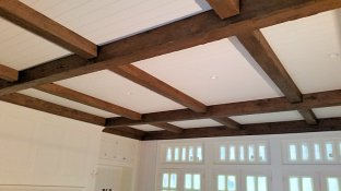 Custom Beams by High Mountain Millwork Company - Franklin, NC #444