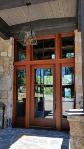 Custom Doors by High Mountain Millwork - Franklin, NC #954