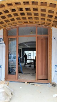 Custom Doors by High Mountain Millwork - Franklin, NC #821