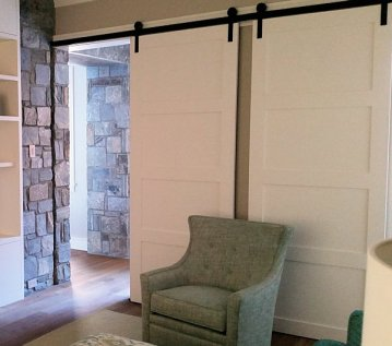 Custom Doors by High Mountain Millwork - Franklin, NC #254