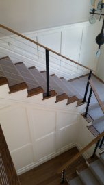Interior Trim by High Mountain Millwork Company - Franklin, NC #108