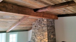 Custom Beams by High Mountain Millwork Company - Franklin, NC #718