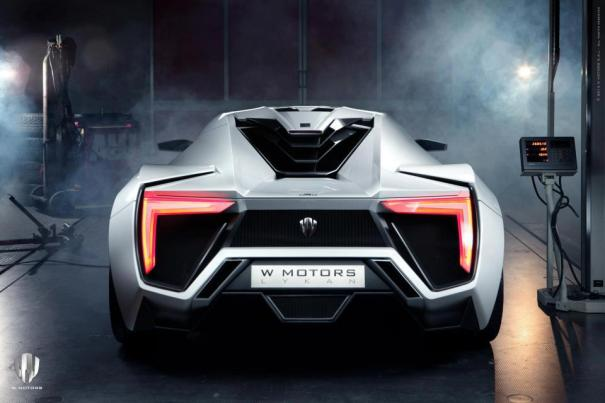 lykan luxury car brand naming