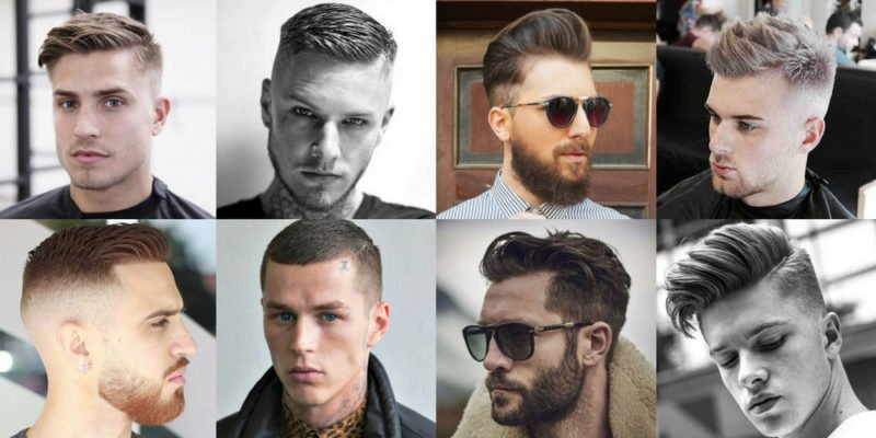 CHIC HAIRSTYLES FOR MEN AND BOYS