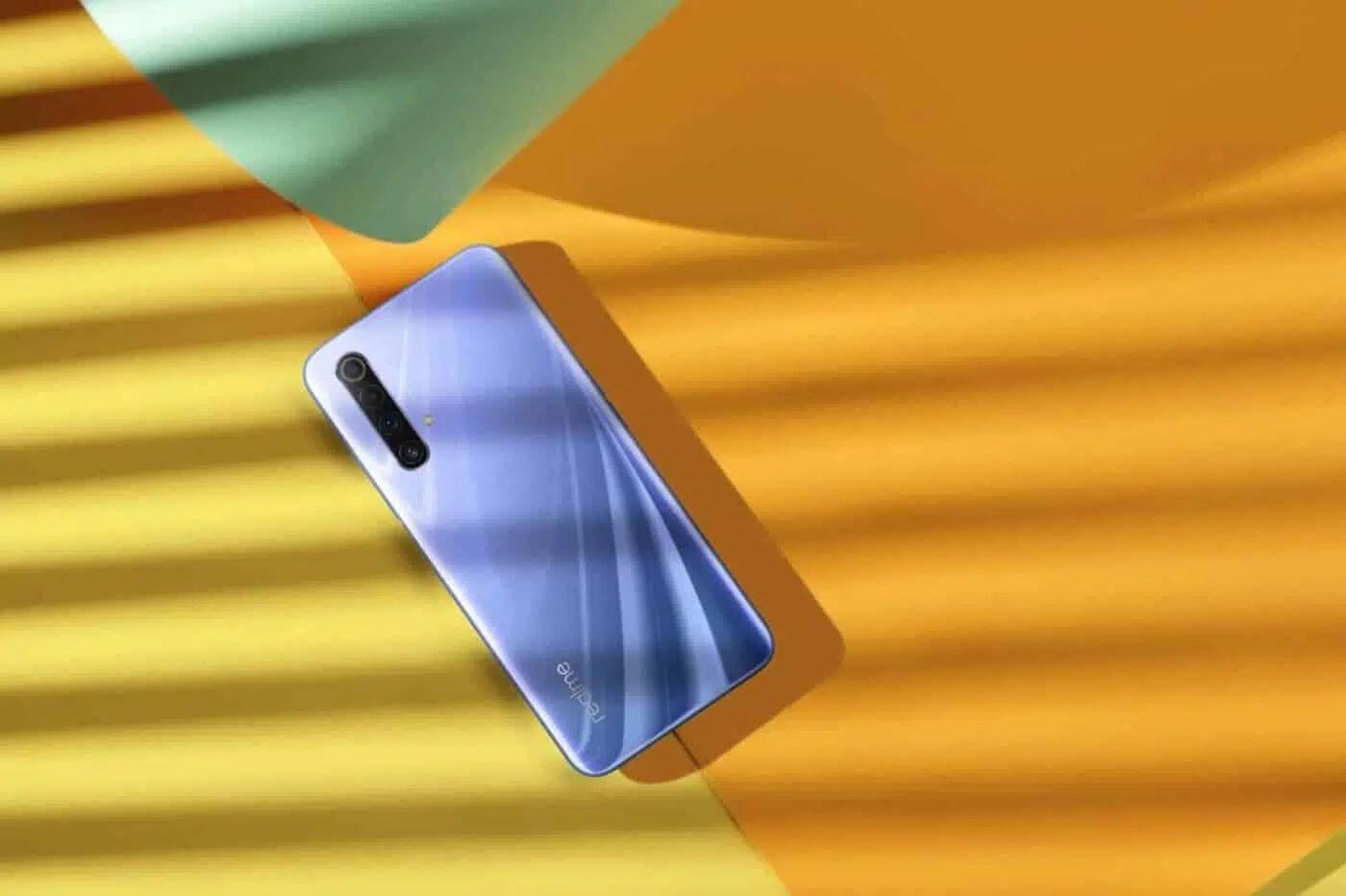 Realme X50 - Realme X50 Pro 5G