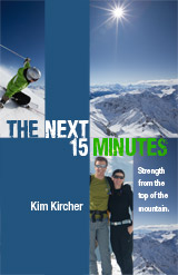 Book cover - The Next Fifteen Minutes