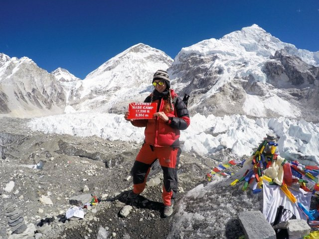 Everest Base Camp - Top Treks in the Himalayas | High On Himalayas