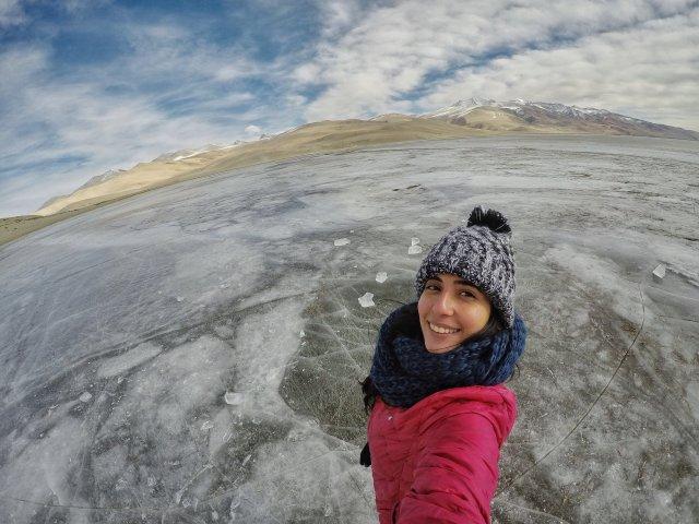 Kalpana Razdan High on Himalayas Women Travellers Tribe