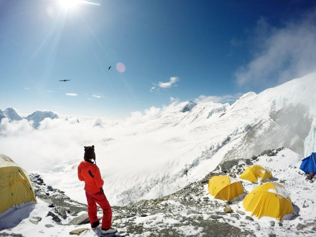 Mera Peak - Top Treks in the Himalayas   High on Himalayas