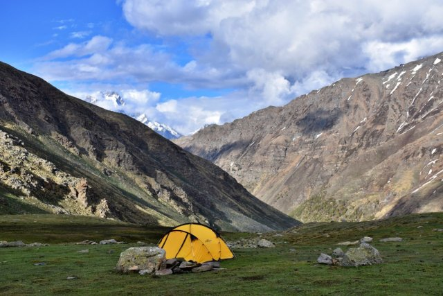 Rupin Pass - Top 10 Treks in the Himalayas | High on Himalayas