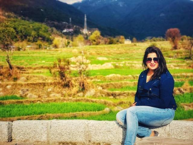 Shivangi Sharma High on Himalayas Women Travellers Tribe