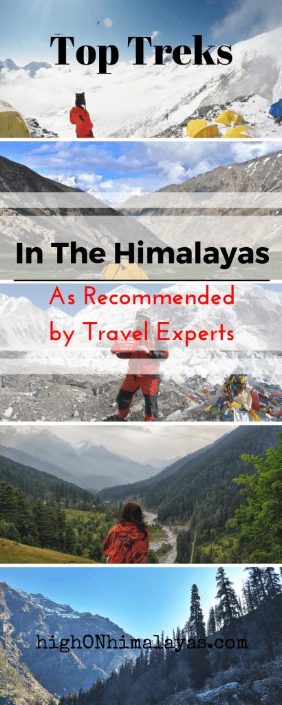 Top 10 Treks in the Himalayas | High on Himalayas | #Himalayas #Travel