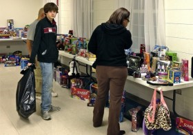 Toy Store Ministry Report