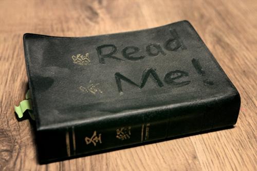 Dusty Bible