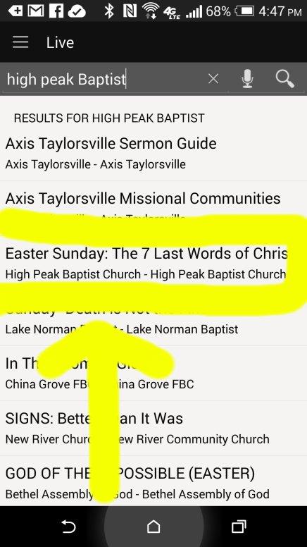 bible app live groups