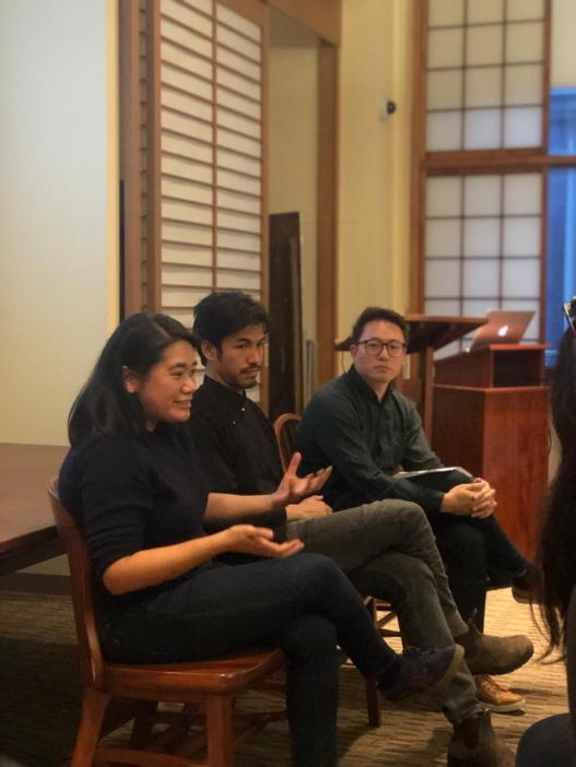Roundtable Discussion with Dechen Pemba, Editor of High Peaks Pure Earth and Columbia University PhD students and website contributors Riga Shakya and Palden Gyal