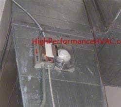 Air Handler Smoke Detectors And The Nfpa Hvac Heating