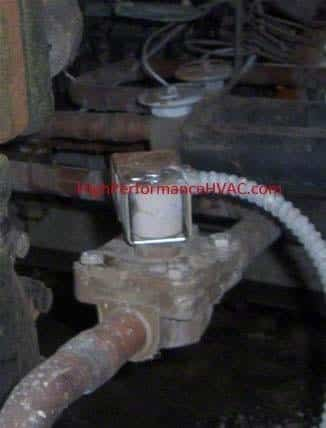 Refrigerant Pump-Down Method   HVAC Refrigeration on