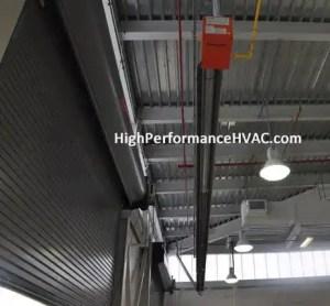 Garage Radiant Heating System
