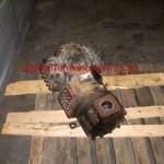 HVAC Compressor Failure - Old Burned Up Semi-Hermetic Compressor from a Chiller