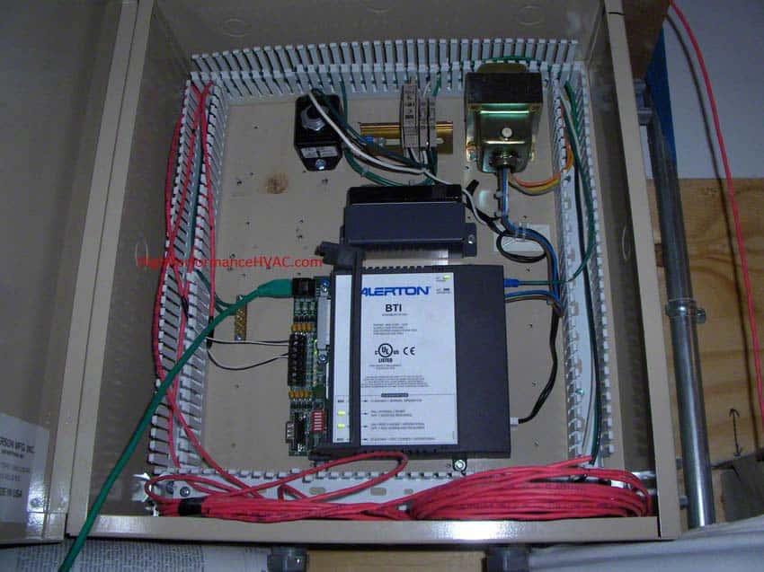 ddc panel wiring diagram