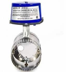 automatic flue damper?resize\=254%2C278\&ssl\=1 motorized flue damper wiring gandul 45 77 79 119 Old Burnham Gas Boiler Vent Damper On at fashall.co