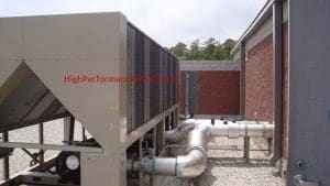 glycol injection for chilled water plant