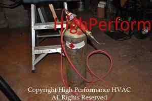 soldering pipe B-Tank