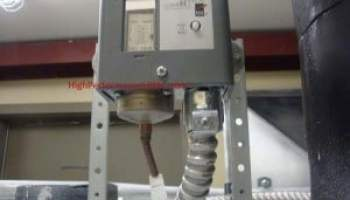 Air Handler Water Coil Freeze Stat | Freezing Protection Control