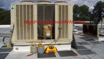 HVAC Compressor Failure [ Air Conditioner and Heat Pump Repair ]