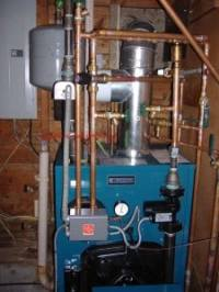 Hot Water Boilers - HVAC Hydronic Heating Systems
