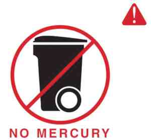 HVAC Products Containing Mercury and Proper Disposal