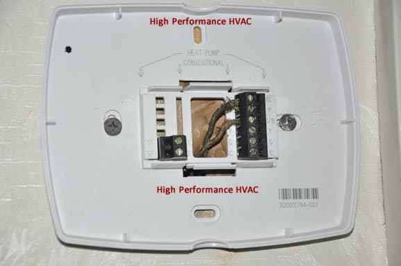Carrier Ac Thermostat Wiring Diagram