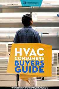 Heating Cooling HVAC Buyers Guide