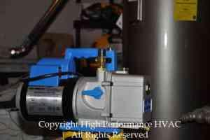 HVAC Triple Evacuation | Heating & Cooling Refrigeration