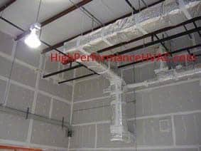 supply vents and duct work