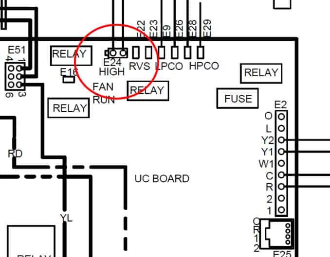 Strange Amana Ac Heat Pump Wiring Diagram Amana Heat Pump Serial Number Wiring Cloud Hisonuggs Outletorg