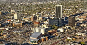 amarillo downtown