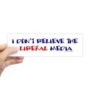 liberal_media_bumper_sticker