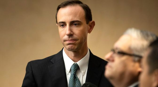 Two-thirds rule likely to scuttle key Texas appointment
