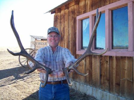 Bull Elk Rifle