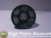 High Plains Museum | E025 Granite Ware Colander
