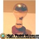 High Plains Museum   BM316 Logan township seal, Sherman County KS