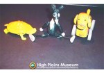 High Plains Museum | T003 3 Pull Toys