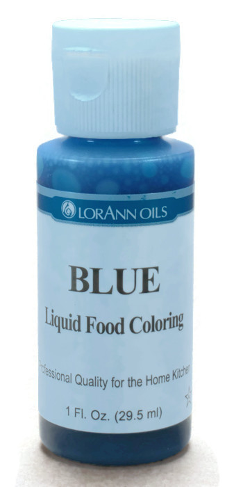 Blue Food Coloring - High Plains Spice Company