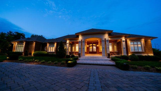 High Pointe Luxury Development House